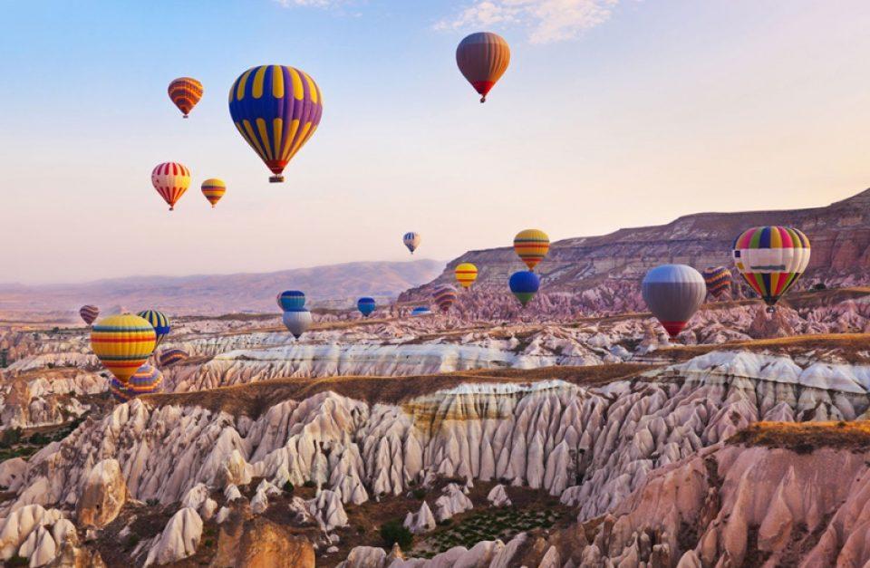 Incentive Tour to Cappadocia