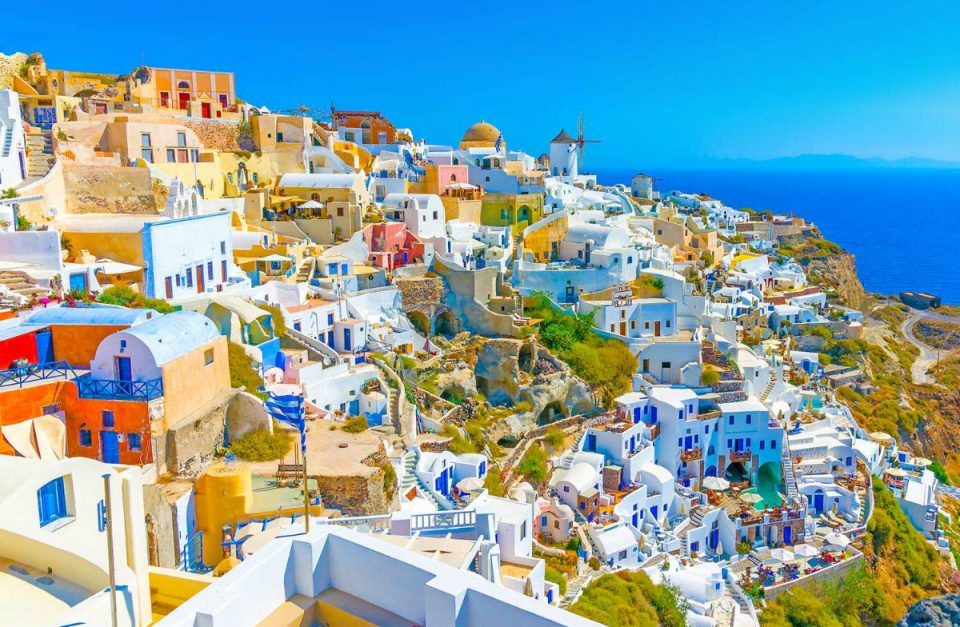 Incentive Tour to Greece